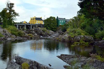 Bridge Over The River Sneem. Original by Terence Davis