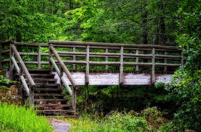 Photograph - Bridge Over Untroubled Waters by Cathy Shiflett