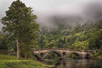 Landscape Wall Art Kenmore Bridge Art Print