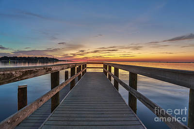 Photograph - Bridge To Heaven by Mina Isaac