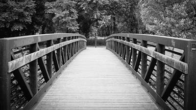 Photograph - Bridge To Serenity by Jeff Mize