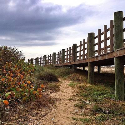 Nature_shooters Photograph - #bridge#nature #nature_shooters by Ivelaida Rivera
