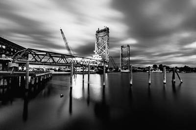 Photograph - Bridging by Robert Clifford