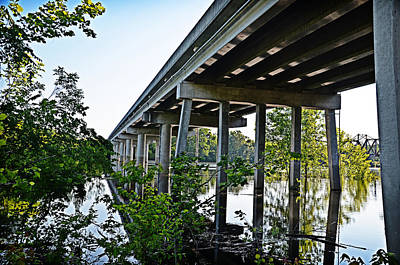 Photograph - Bridging The Santee by Linda Brown