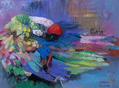 Painting - Bright by GALA Koleva