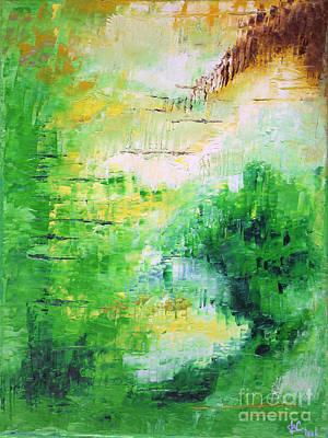 Painting - Garden Spirits by Belinda Capol