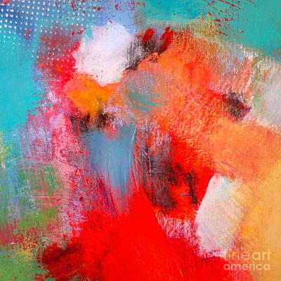 Streetlight Mixed Media - Bright Lights by Lisa Schafer