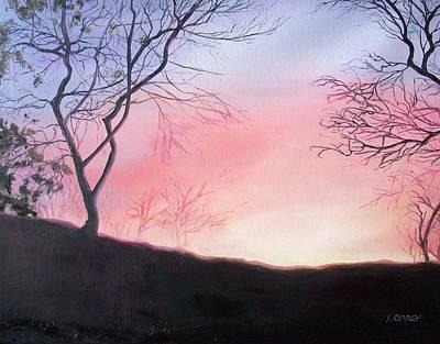 Bright New Day Art Print by Irene Corey