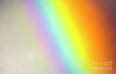 Photograph - Bright Rainbow Spreading  Denali N P by Yva Momatiuk John Eastcott