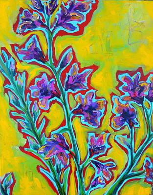 Brilla Art Print by Dawn Gray Moraga