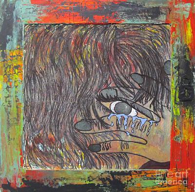 Bring Me Strength Art Print by Jeanne Ward