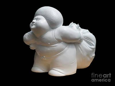 Andis Sculpture - Bring Stuff by Adi Gunawan