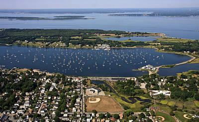 Photograph - Bristol, Rhode Island by Dave Cleaveland