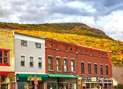 Photograph - Bristol Vermont by Charles Harden