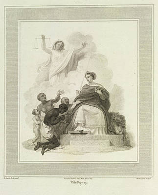 Britannia Art Print by British Library