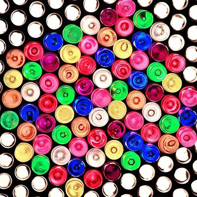 Photograph - Brite Lites by Benjamin Yeager