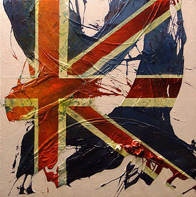 Jhon Painting - British by Alessandro Gatti gattonero