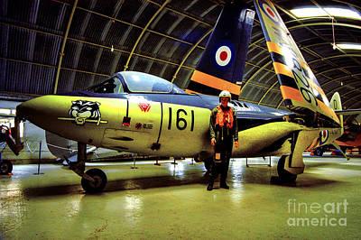 Photograph - British Carrier Aircraft by Rick Bragan