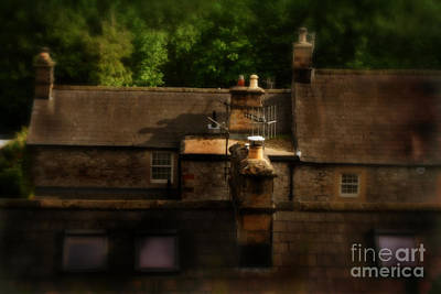 Photograph - Artful Dodger - Historic Home by Doc Braham