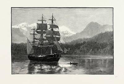 British Columbia Drawing - British Columbia, Port Moody by Canadian School