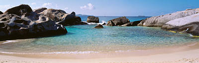 The Baths Photograph - British Virgin Islands, Virgin Gorda by Panoramic Images