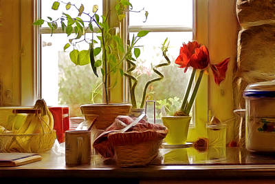 Photograph - Brittany Still Life by Wes and Dotty Weber