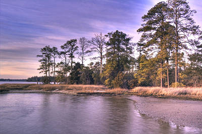 Photograph - Broad Bay by Pete Federico