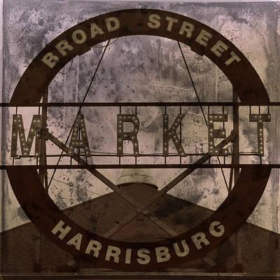 Photograph - Broad Street Market by Joseph Skompski