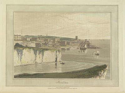 Broadstairs Art Print by British Library