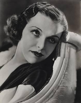 Broadway Actress Helen Gahagan Douglas Print by Everett