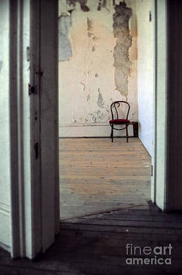 Photograph - Broken Chair by Jill Battaglia