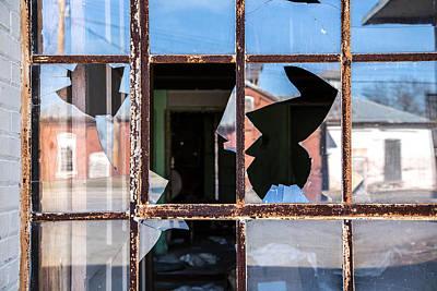 Photograph - Broken... by Charles Hite