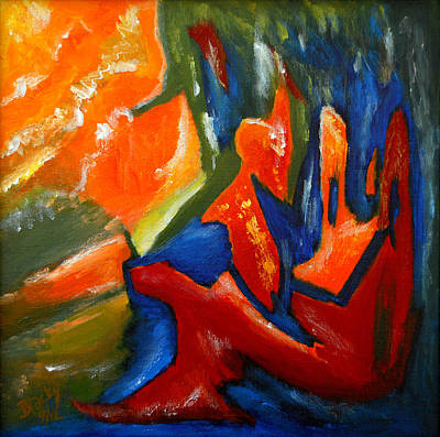 Broken Original by Donna Blackhall