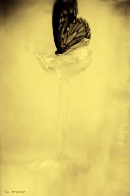 Broken Art Print by Graham Hughes