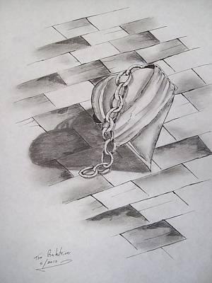 Broken Heart Art Print by Tom Rechsteiner