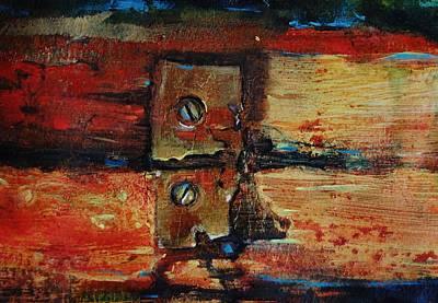 Hardware Painting - Broken by Jean Cormier