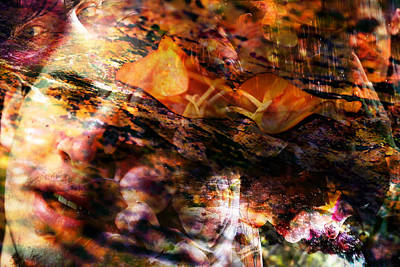 Painting - Broken Love by Adam LeCroy