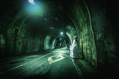 Marriage Wall Art - Photograph - Broken Marriage by Daisuke Kiyota
