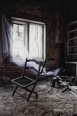 Desserted Photograph - Broken Past by Margie Hurwich