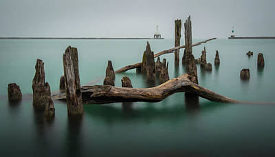 Photograph - Points Of Port by Josh Eral