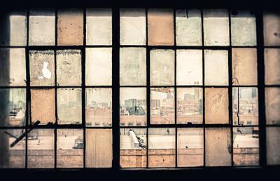 Broken Windows Art Print by Yo Pedro