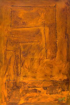 Bronce 2 Original by Victor Hugo Lacayo