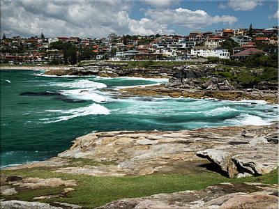 Photograph - Bronte Beach, Sydney Australia by Jill Clardy