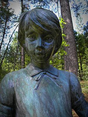 Photograph - Bronze Freckles by Frank Wilson