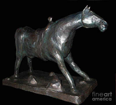 Bronze Sculpture Big Boy Original