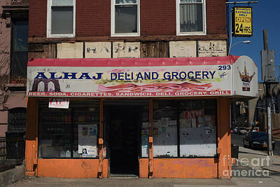 Brooklyn Storefronts Photograph - Brooklyn Bodega by Tina Osterhoudt