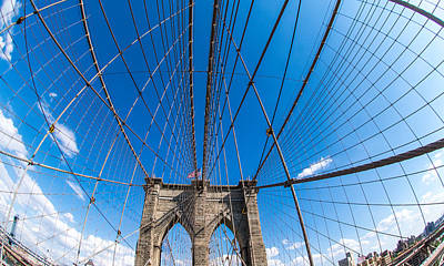 Photograph - Brooklyn Bridge by Jody Lane