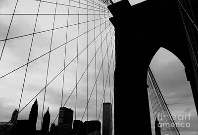 Brooklyn Bridge No.2 Art Print