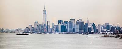 Photograph - Manhattan Downtown by Alex Potemkin