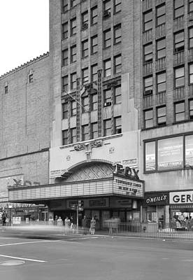 Photograph - Brooklyn Fox Theatre by Granger